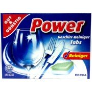 GUT & GUNSTIG Power 60 tabletki do zmywarki