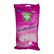 GREEN SHIELD Bathroom chusteczki do czyszczenia łazienki