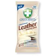 GREEN SHIELD Leather chusteczki nasączane do skóry