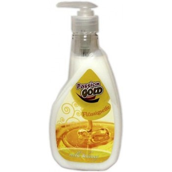 PASSION GOLD Milk And Honey 400 ml mydło w płynie