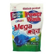 POWER WASH Mega Caps Kapsułki do prania