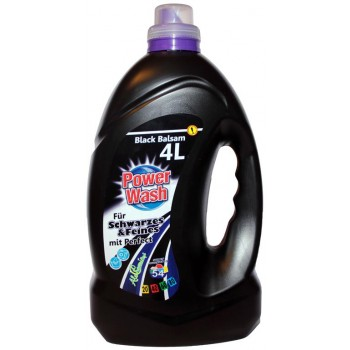 POWER WASH Black Balsam Gel 4 L