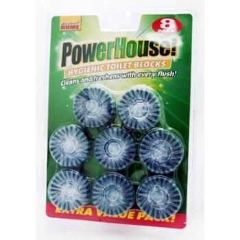 Power House Toilet Blocks Kostki do spłuczki