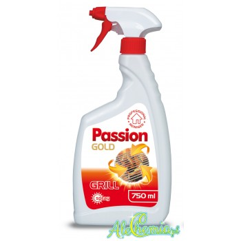 PASSION GOLD 750 ml Płyn do mycia grilla