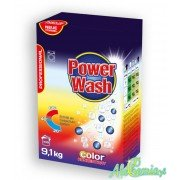 POWER WASH Professional Color 9,1 kg