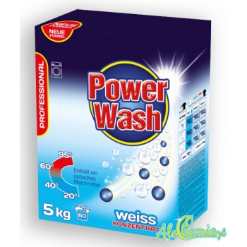 POWER WASH Professional Weiss 5 kg