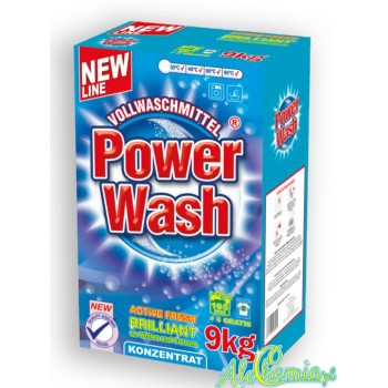 POWER WASH Vollwaschmittel 10kg