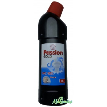 PASSION GOLD OCEAN WC Activgel 1 L Żel do WC