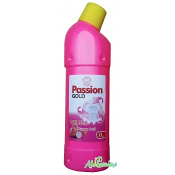 PASSION GOLD DRAGON FRUIT WC Activgel 1 L Żel do WC