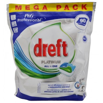 DREFT Platinum 90 All in One