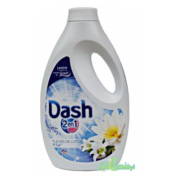 Dash 2in1 Gel 25 prań
