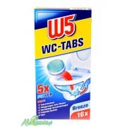 W5 WC Tabs 16 Breeze Tabletki do WC