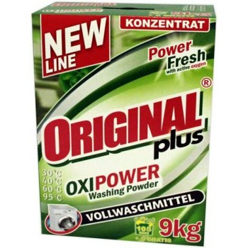 ORIGINAL Plus Vollwaschmittel 9 kg