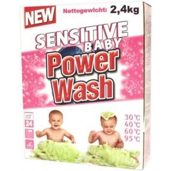 POWER WASH Sensitive Baby  2,4 kg