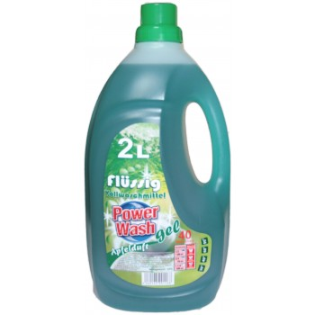 POWER WASH Apfelduft Gel 2 L