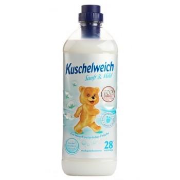 KUSCHELWEICH  1 L Sanft & Mild